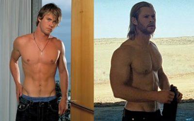 La tabla de ejercicio de Thor