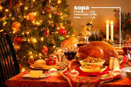 Transformer en Navidad: cómete la sopa
