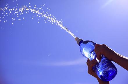 II. No pasarás sed