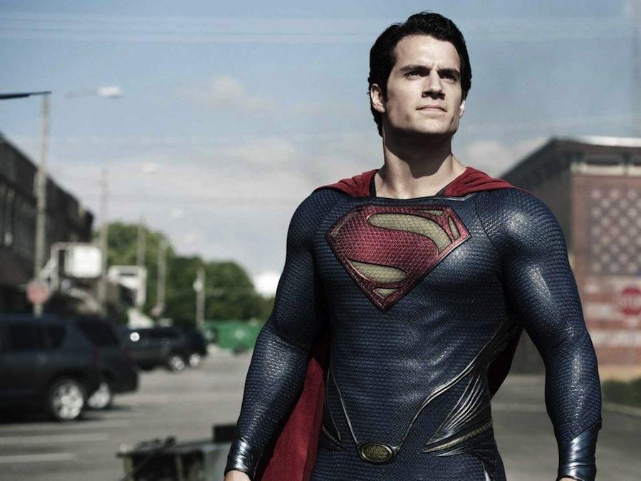 La tabla de ejercicio de Superman