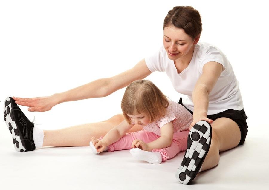Deporte para madres y padres ocupados
