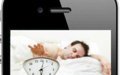 Despierta más fresco con tu iPhone