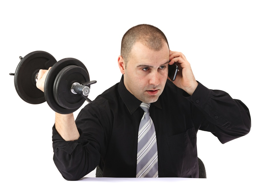 Si haces pesas no te hace falta cardio