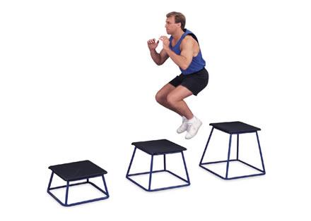 Superfuerza, supervelocidad con ejercicios pliométricos