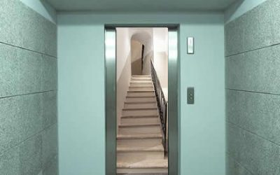 Tres propósitos: sayonara ascensor