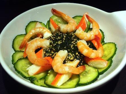 El gourmet saludable: ensalada de algas wakame
