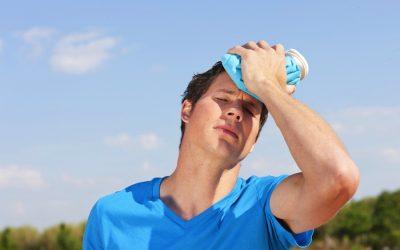 Entrenar en verano: cómo evitar un golpe de calor
