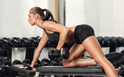 Mujer: primero ejercicio, después dieta