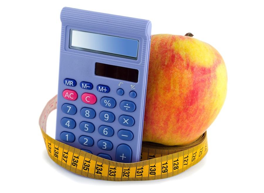 Calculadora Transformer de calorías diarias