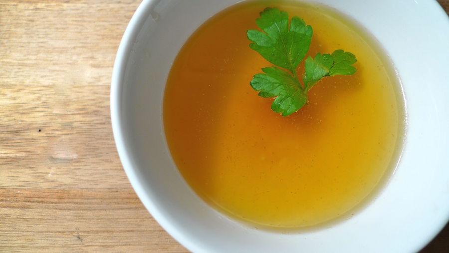 El Gourmet Saludable: tómate un caldo