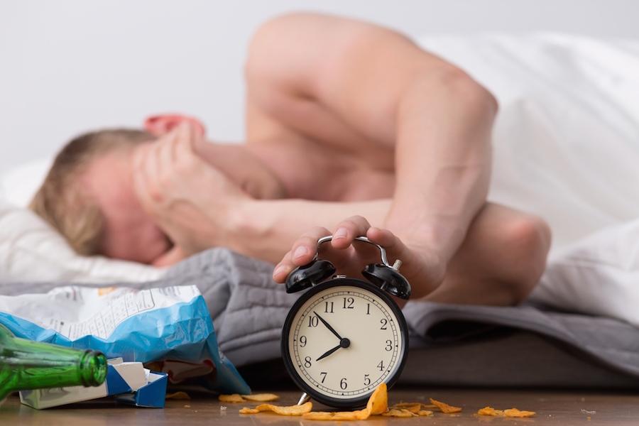 """Nunca uses el botón """"cinco minutos más"""" de tu despertador"""