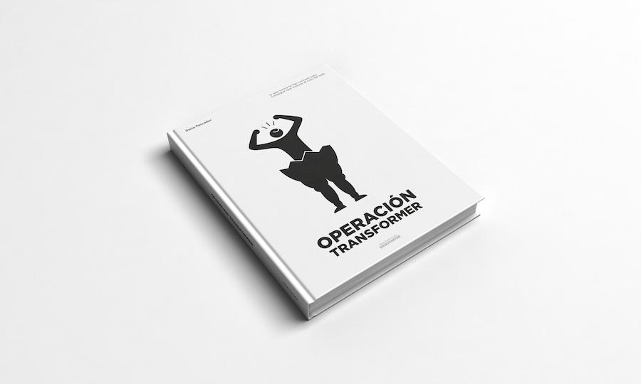 Operación Transformer: el libro