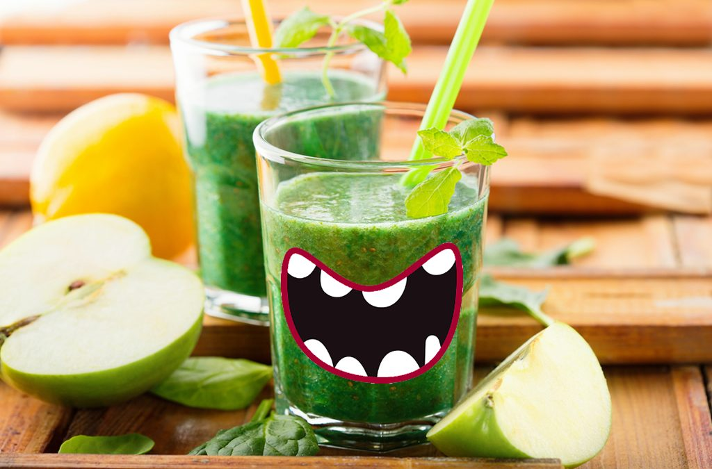 Tu smoothie no es sano