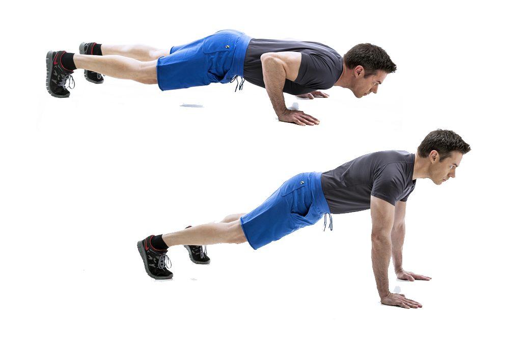 Cuatro minutos de ejercicio, ¿cuál es tu excusa?