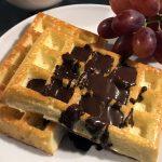 El Gourmet Saludable: gofres de proteínas