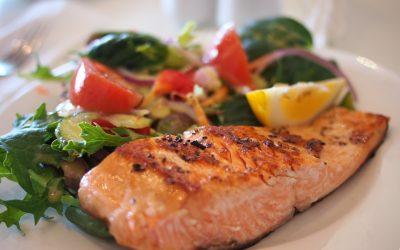 Menú diario decreciente: come más calorías más temprano
