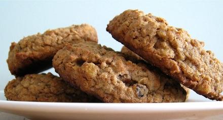 cookies proteínas nueces