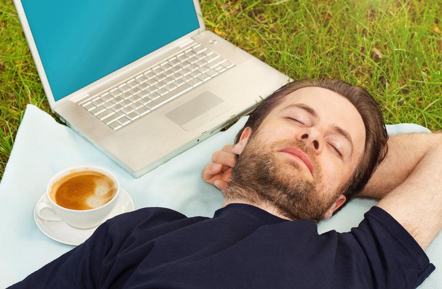 siesta cafeína
