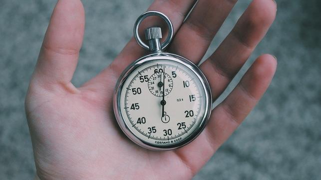 La regla de los dos minutos para comenzar nuevos hábitos